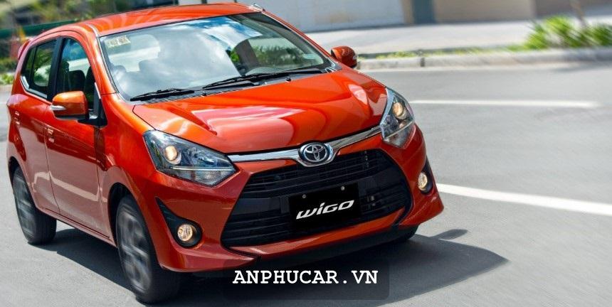 Toyota Wigo 2020 Ngoai That