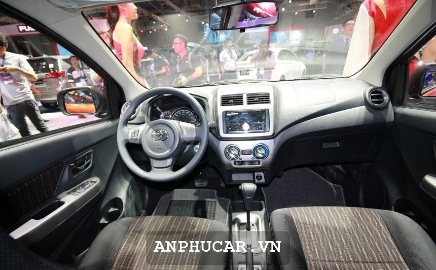 Toyota Wigo 2020 Noi That