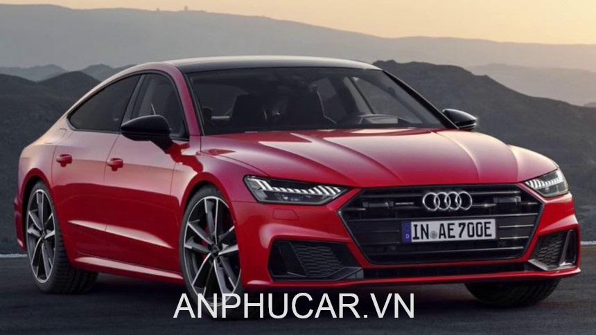 Audi A7 Sportback 2020 dau xe