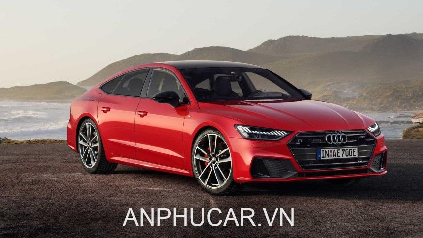 Audi A7 Sportbackngoai that