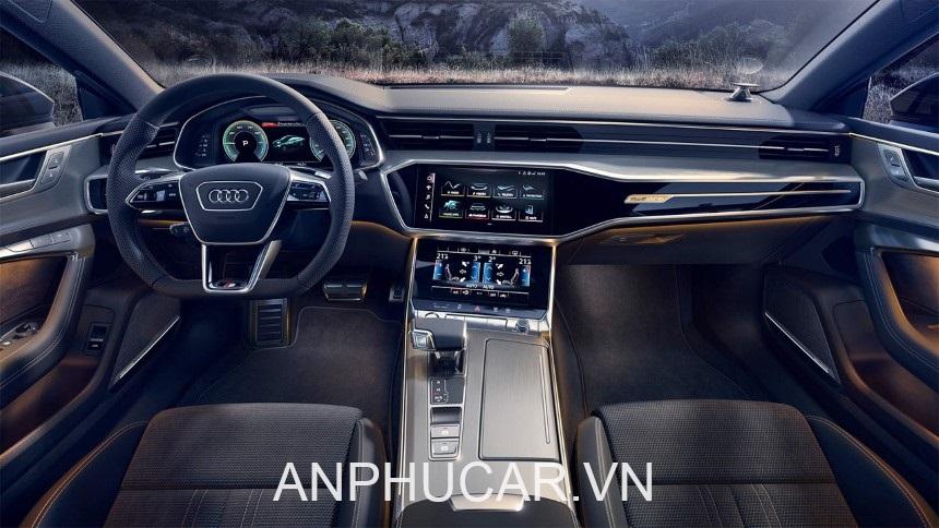 Audi A7 Sportback 2020 noi that (