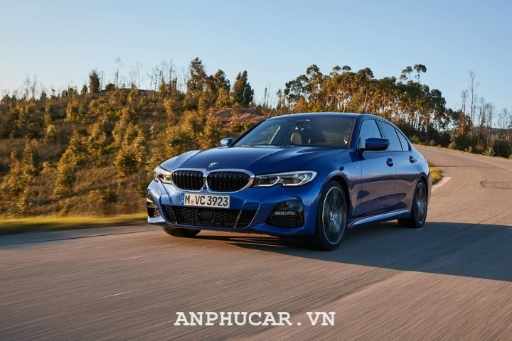 BMW 3 Series 2020 chi tiet