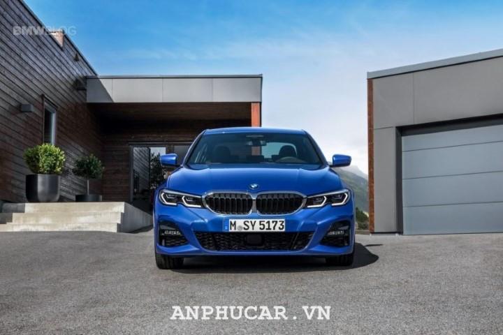 Chi tiết về thế hệ thứ 7 BMW 3 Series 2020 của Đức