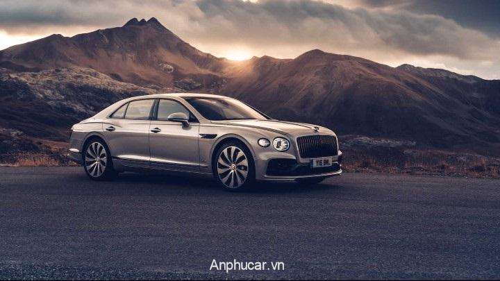 Giá xe Bentley Flying Spur 2020 liệu có làm người tiêu dùng trầm trồ