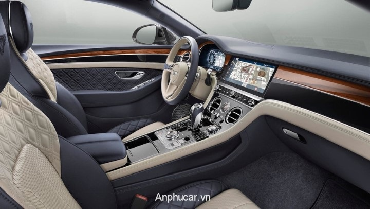 Bentley Flying Spur 2020 Noi That
