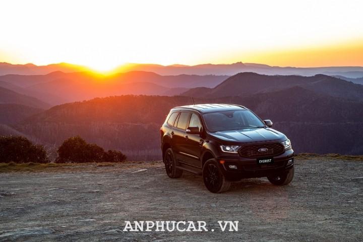 Những đánh giá chi tiết về dòng xe Ford Everest Sport 2020