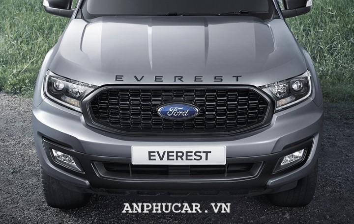 Ford Everest Sport 2020 khuyen mai