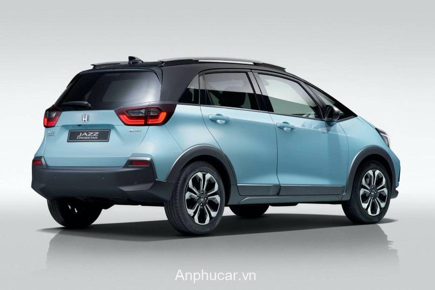 Honda Jazz 2020 Ngoai That