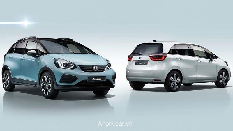 Honda Jazz 2020 Tong Quan