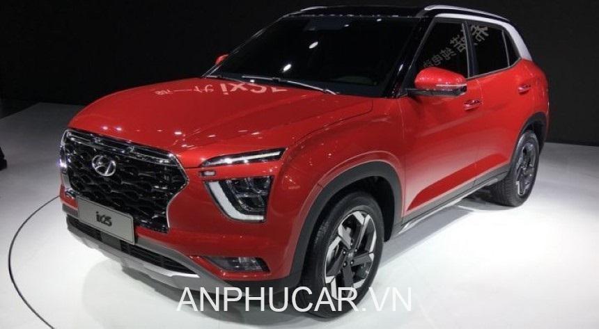 Hyundai Creta 2020 dau xe