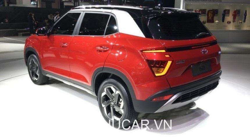 Hyundai Creta 2020 duoi