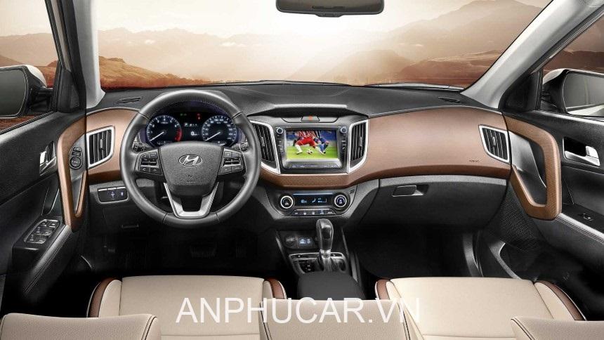 Hyundai Creta 2020 noi that
