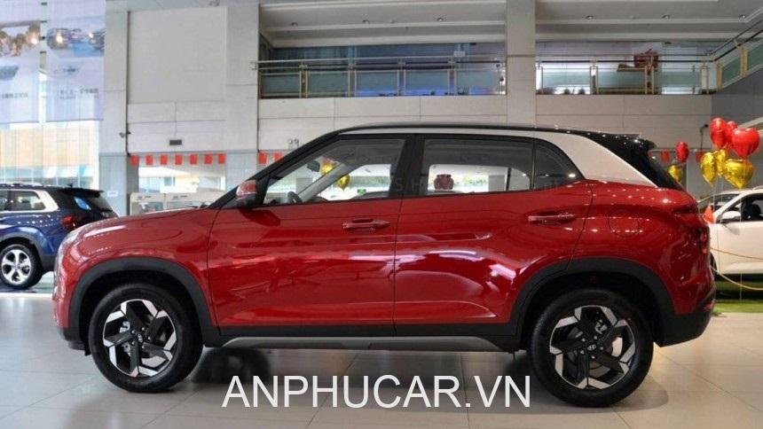 Hyundai Creta 2020 than xe