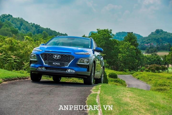 Hyundai Kona 1.6 Turbo 2020 gia xe