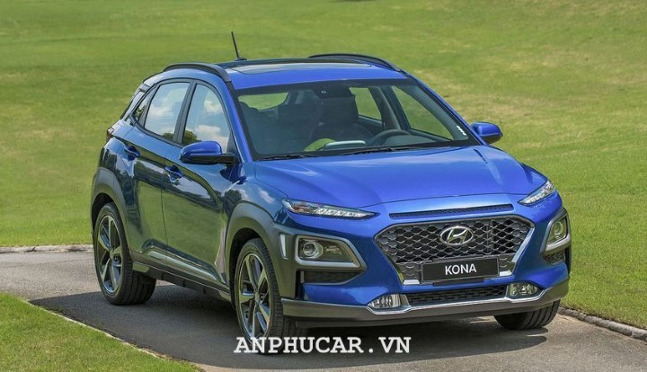 Hyundai Kona 1.6 Turbo 2020 thong so ky thuat