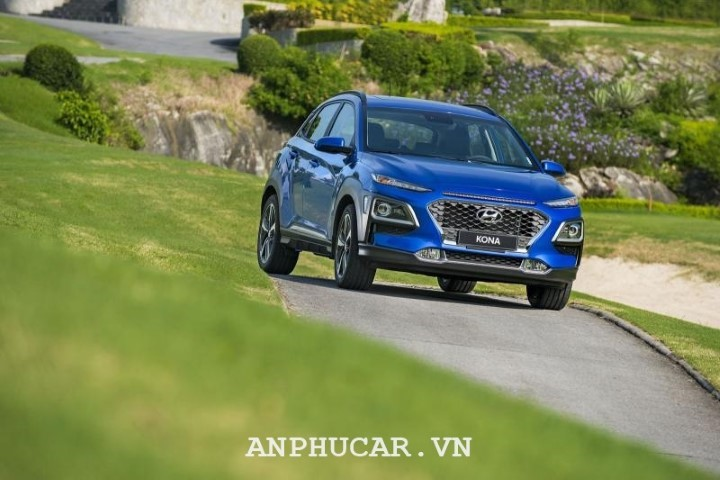 Hyundai Kona 1.6 Turbo 2020 thong so