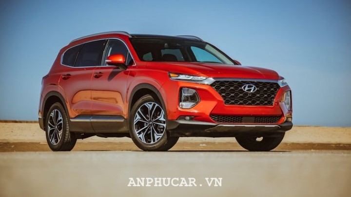 Hyundai Santafe 2.4AT 4WD 2020 mua xe