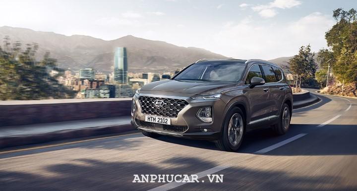 Hyundai Santafe 2.4AT 4WD 2020 thong so