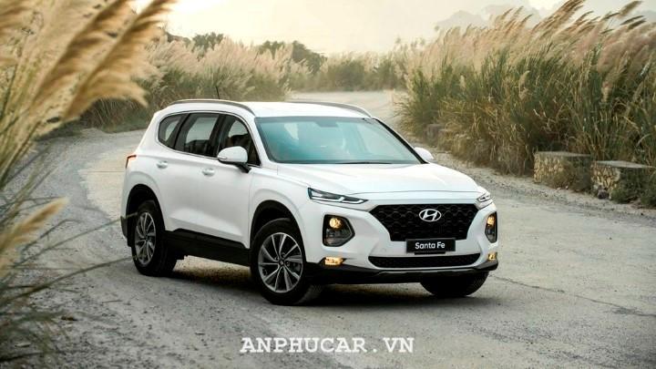 Hyundai Santafe 2.4AT 4WD 2020