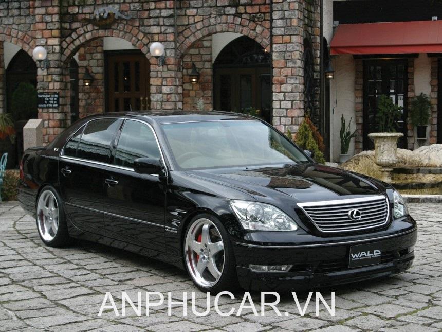 Lexus LS 430 than xe