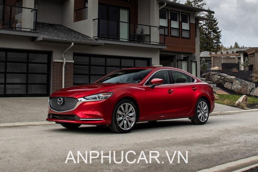 Mazda 6 than xe