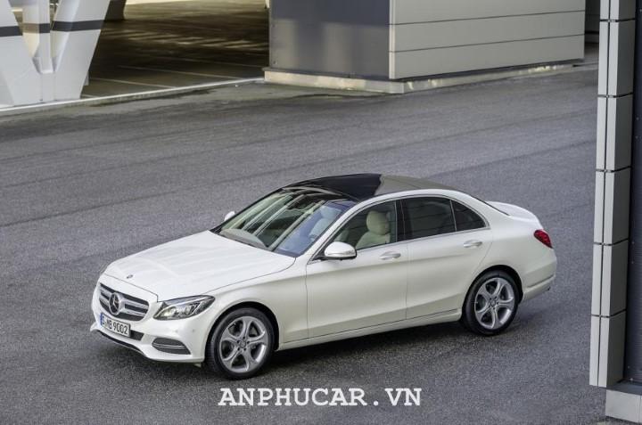 Mercedes Benz C180 2020 mua xe