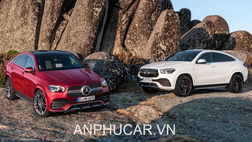 Mercedes-Benz GLE 450 2020 ngoai that