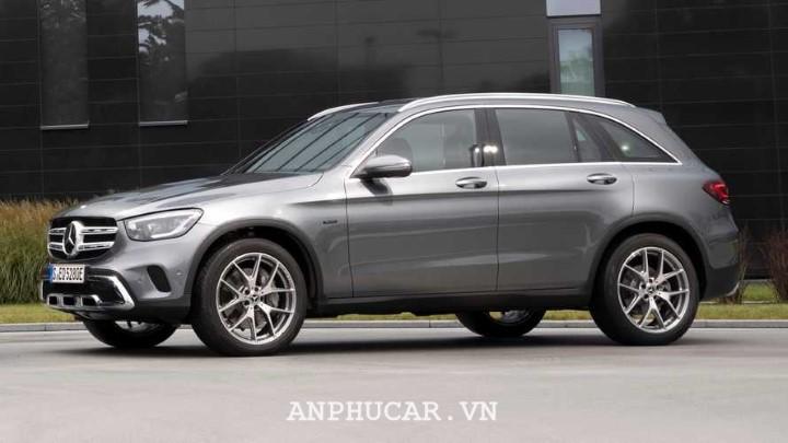 Mercedes GLC 300 Couple 2020 chi tiet