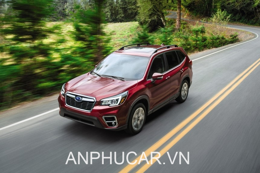 Subaru Forester 2020 dau xe