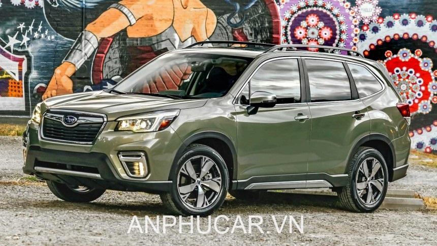 Subaru Forester 2020 ngoai that