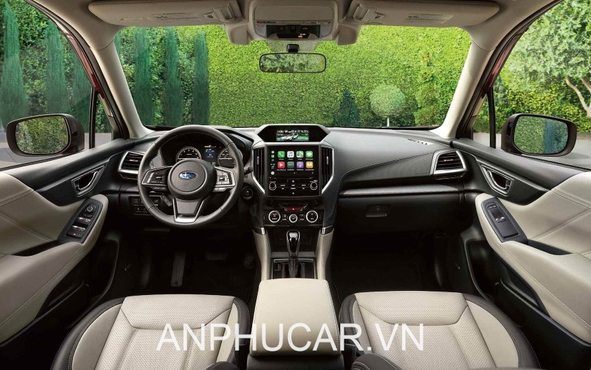 Subaru Forester 2020 noi that