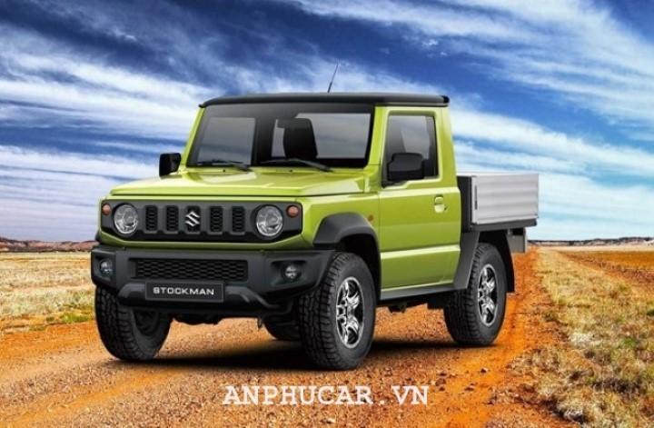 Suzuki Jimmy 2020 gia lan banh