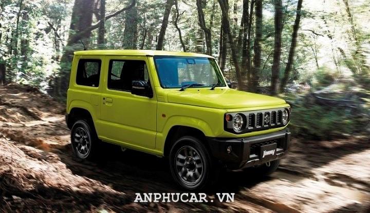 Suzuki Jimmy 2020 khuyen mai hap dan