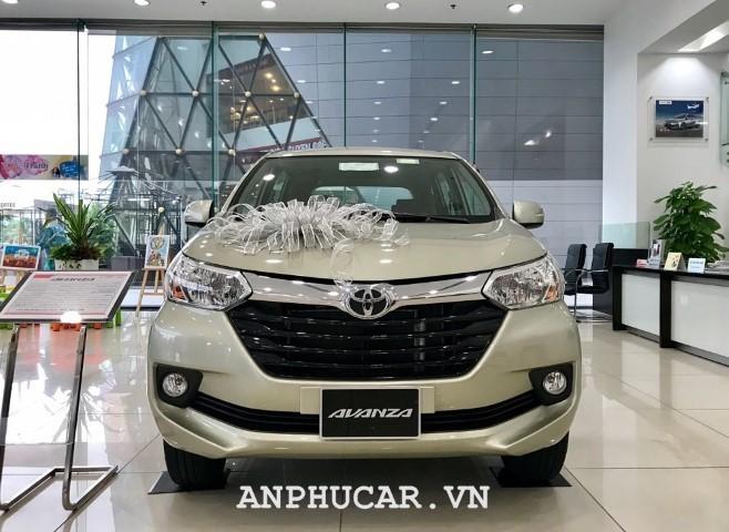 Toyota Avanza 1.3 MT 2020 mua xe