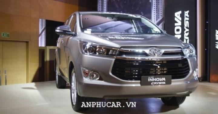 Toyota Innova Crysta 2020 danh gia xe