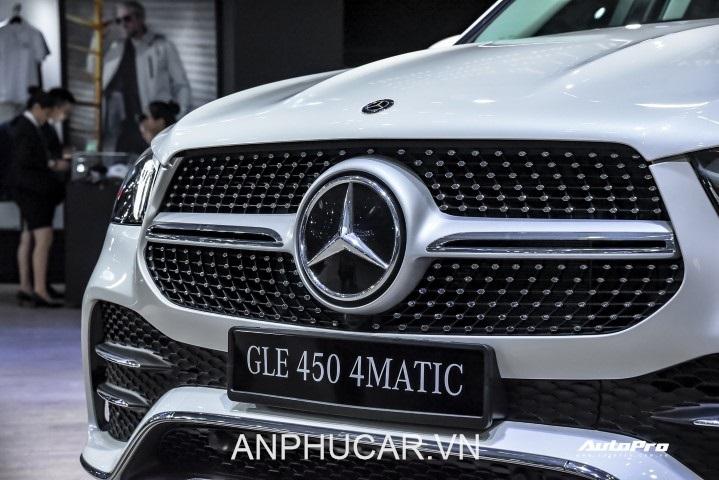 dau xe Mercedes-Benz GLE 450 2020