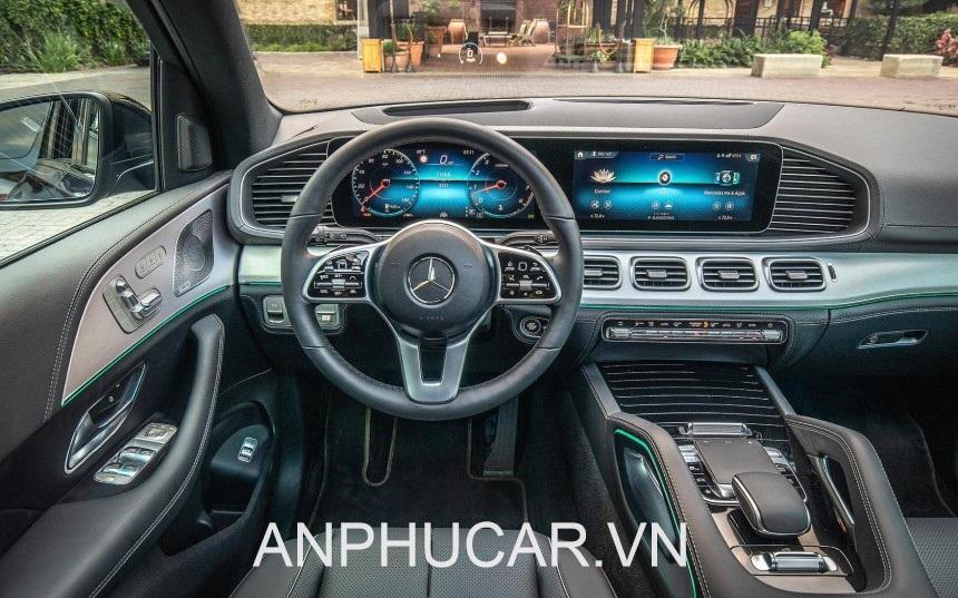 Mercedes-Benz GLE 450 2020 noi that