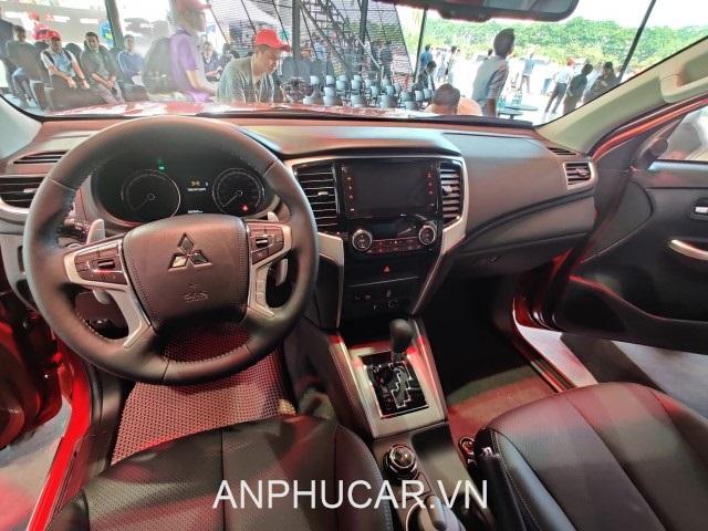 noi that Mitsubishi Triton 2020