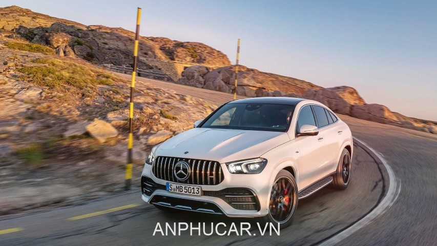 than xe Mercedes-Benz GLE 450 2020