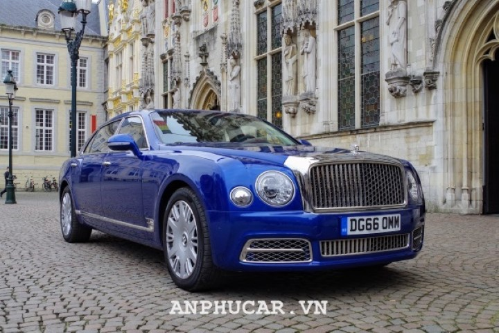 Đánh giá chi tiết xe Bentley Mulsanne Extended  Wheelbase 2020