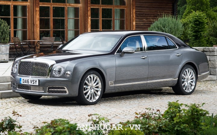 Bentley MulsannBentley Mulsanne Extended Wheelbase 2020 dang cap vuot troie Extended Wheelbase 2020 sang trong