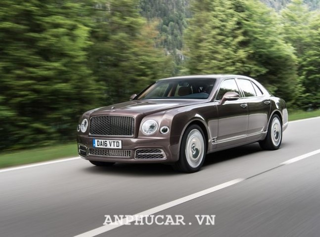 Bentley Mulsanne Extended Wheelbase 2020 thong so xe