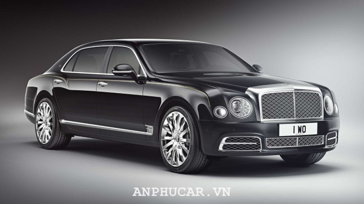 Bentley Mulsanne Extended Wheelbase 2020