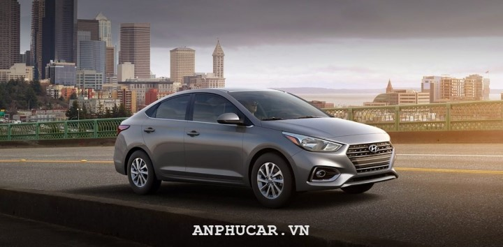 Hyundai Accent 2020 gia lan banh bao nhieu