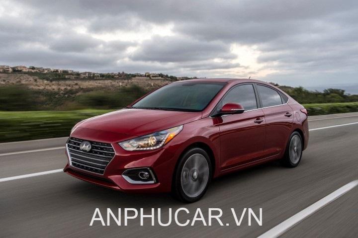 Mẫu xe Hyundai Accent 2020 với các tính năng mới ấn tượng