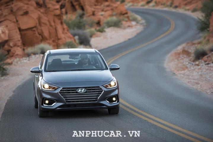 Những đánh giá chi tiết về dòng xe Hyundai Accent 2020