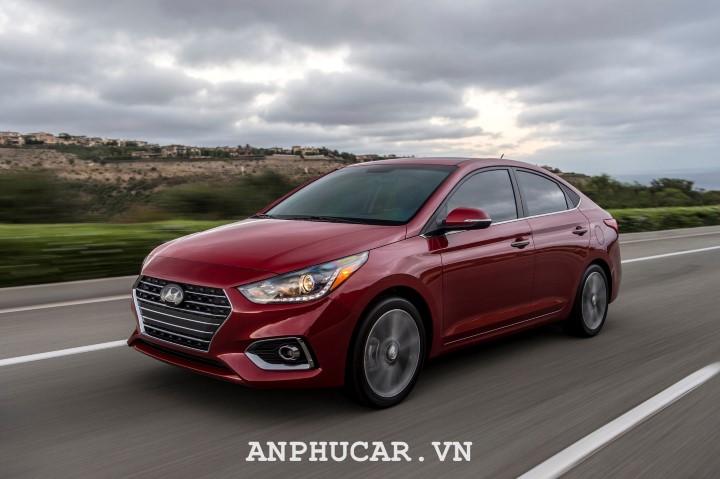 Hyundai Accent 2020 thong so cua xe
