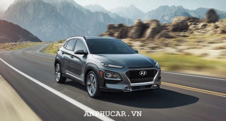 Hyundai Kona 2020 gia bao nhieu