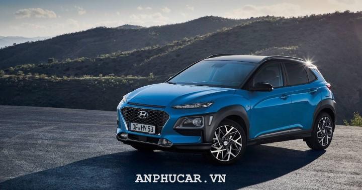 Hyundai Kona 2020 thong so moi nhat