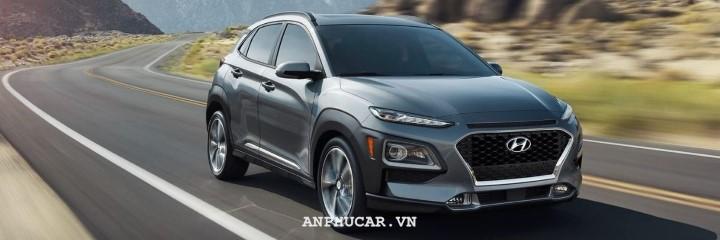 Hyundai Kona 2020 van hanh manh me